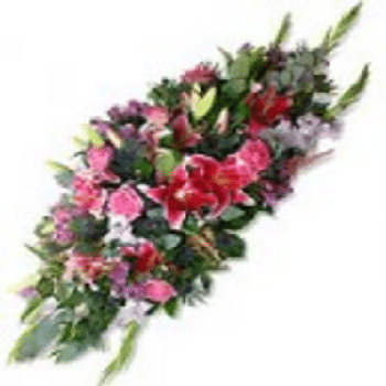Tranquility Funeral Flowers by Precious Petals Florists