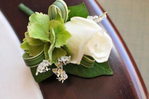 Get Your Mother Of The Bride Corsage Flower Arrangement at Precious Petals Flower Shop in Dublin
