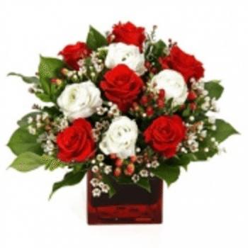 Blushing by Precious Petals Florists