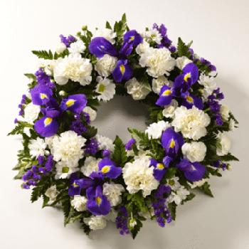 Get Your Forever Funeral Flowers Flower Arrangement at Precious Petals Flower Shop in Dublin