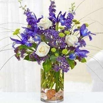 Get Your Indian Ocean Flower Arrangement at Precious Petals Flower Shop in Dublin