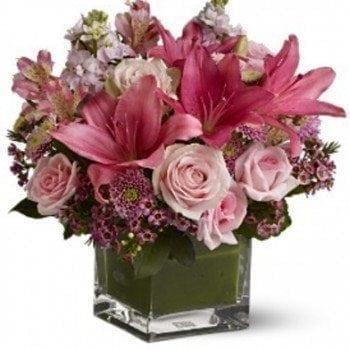 Get Your Just For Her Flower Arrangement at Precious Petals Flower Shop in Dublin