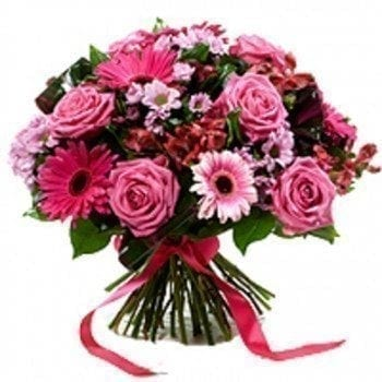Precious Pinks by Precious Petals Florists