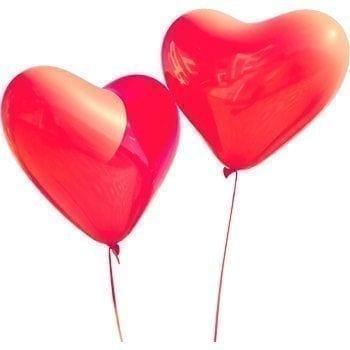 Romantic Balloons - Precious Petals Florists