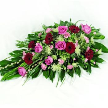 Sympathy Spray by Precious Petals Florists