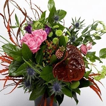 The Boutique Bouquet by Precious Petals Florists