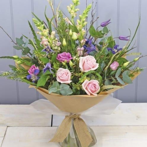 Get Your Fantasia Flower Bouquet at Precious Petals Flower Shop in Dublin