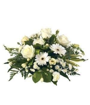 Get Your Pure Dreams Flower Arrangement at Precious Petals Flower Shop in Dublin