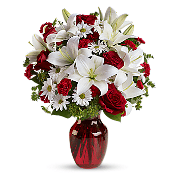 Be Mine by Precious Petals Florists