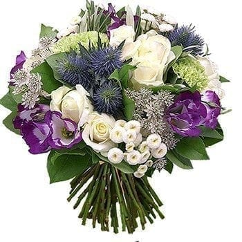 Elegance Bouquet by Precious Petals Florists
