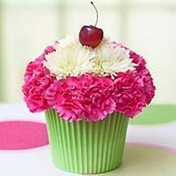 Get Your Precious Cupcake at Precious Petals Flower Shop in Dublin