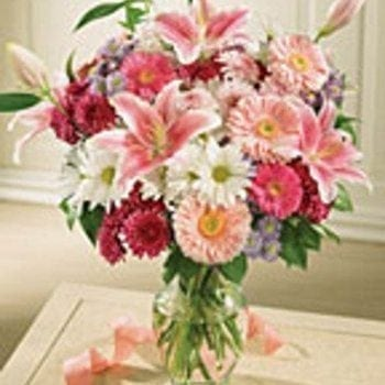 Large Bouquet Of Flowers - Precious Petals Florists