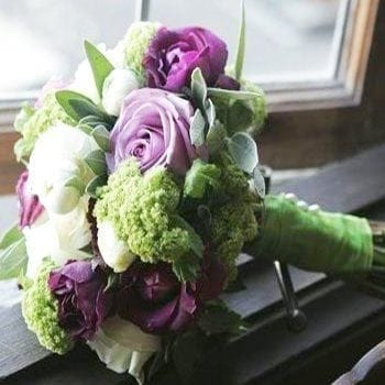Bridesmaid Bouquets by Precious Petals Florists