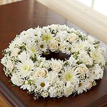 Get Your Simplicity Flower Arrangement at Precious Petals Flower Shop in Dublin