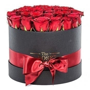 Parisian Romance - Precious Petals Florists