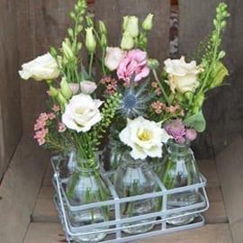 Get Your Vintage Mini Flowers Arrangements at Precious Petals Flower Shop in Dublin