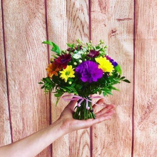 Get Your Mini Bouquet at Precious Petals Flower Shop in Dublin