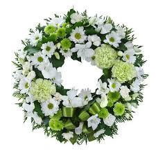 Get Your Condolences Wreath at Precious Petals Flower Shop in Dublin